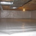 Waterproofing Yorr Huntsville Alabama Crawlspace